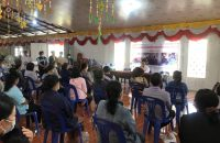 โครงการฟื้นฟูศักยภาพชุมชนในการดูแลผู้พิการทางจิต ปี 2564